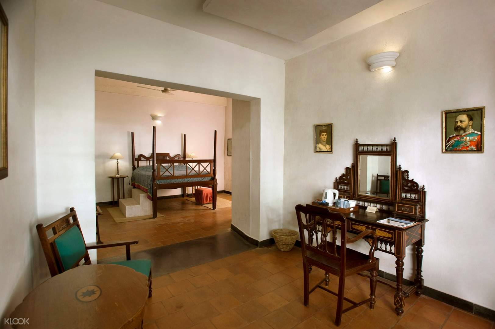 Heritage Staycation At Neemrana Tower House Cochin Overnight Stay Klook Us